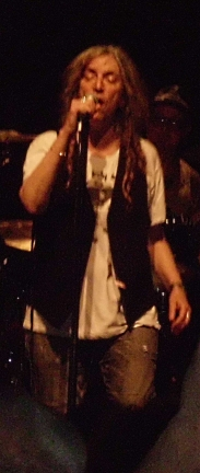 Patti Smith in Leipzig